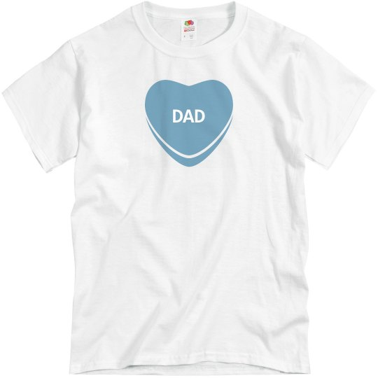 Heart Candy Family Dad