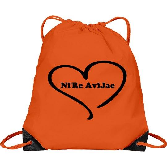 Heart Design Bag