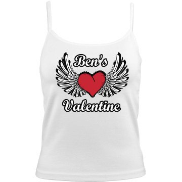 Heart w/ Wings V-Day Cami