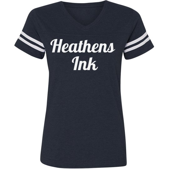 Heathens Ink crew shirt