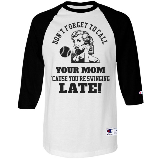 Heckle The Batter Baseball Mom/Dad