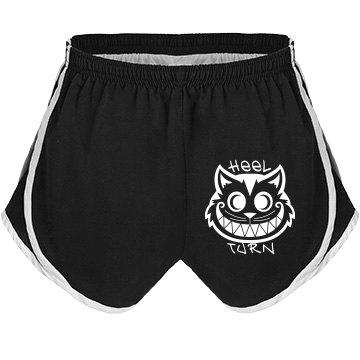 Heel Turn Running Shorts