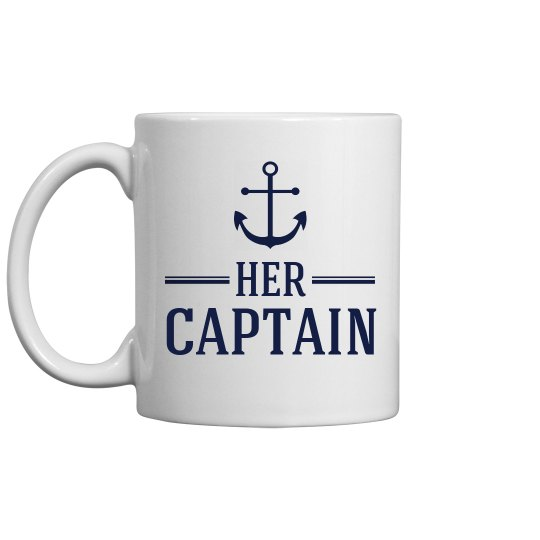 Her Captain Mermaid Wedding Gift