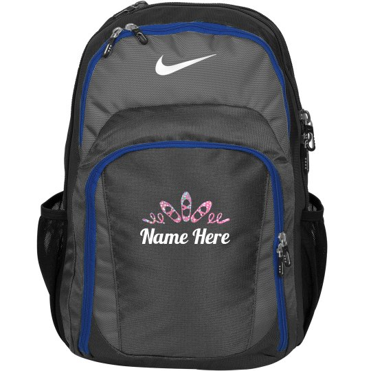 Her Custom Dance Bag
