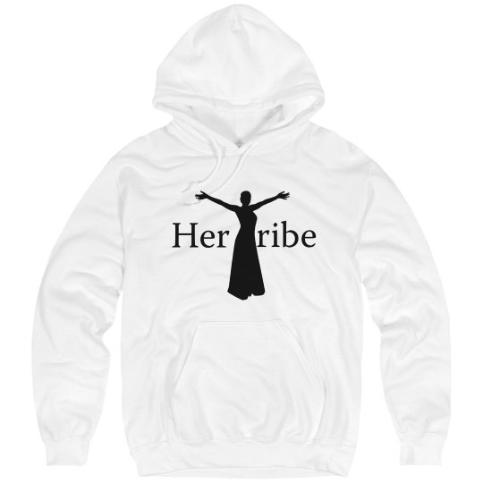 Her Tribe Hoodie - Light