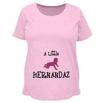 Hernandaz family baby