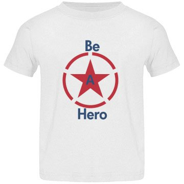 Hero tee for men