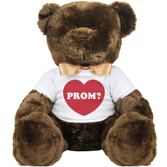 Hey There Prom Bear