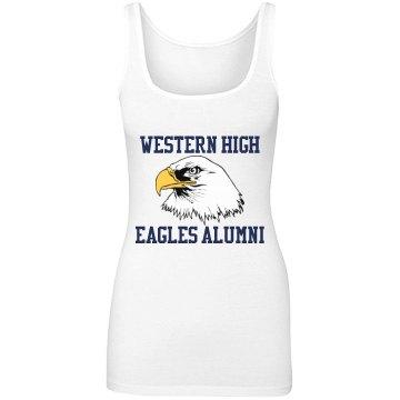 High School Alumni Tank