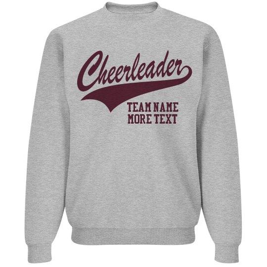 High School Cheer Crew