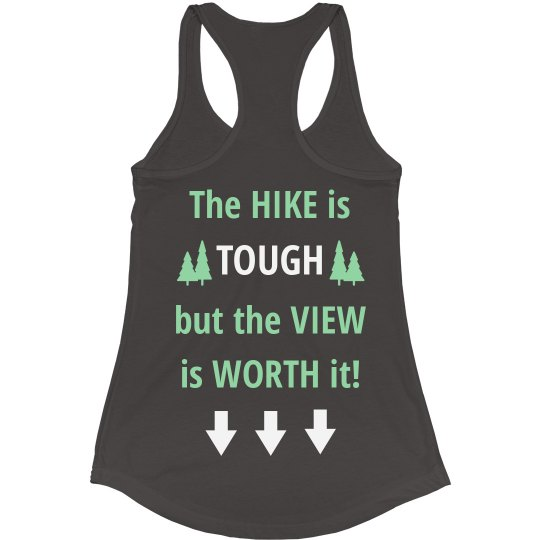 Hike Is Tough
