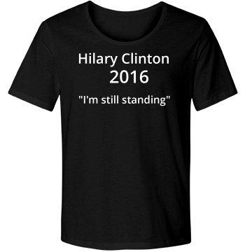 Hilary C Still Standing Men