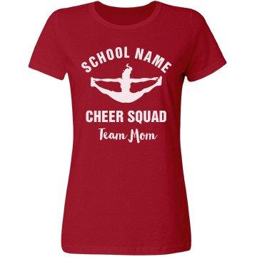 Hilliard Cheer Squad Mom