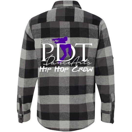 Hip Hop Crew Flannel