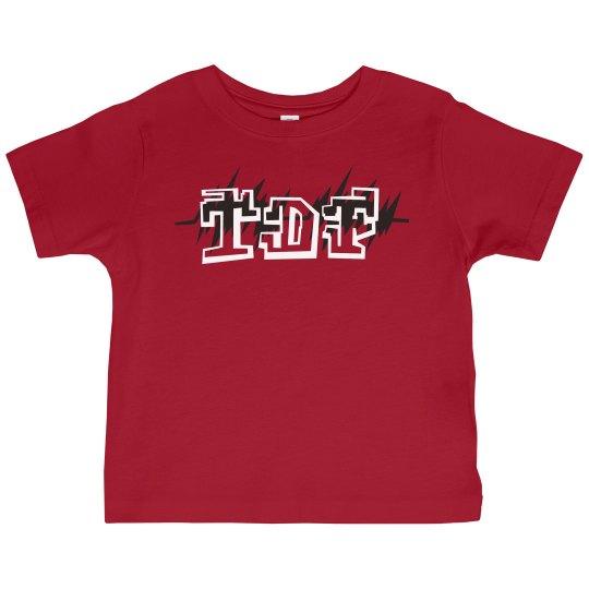 Hip Hop Required Shirt - Toddler