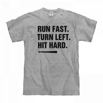 Hit Hard Softball Dad