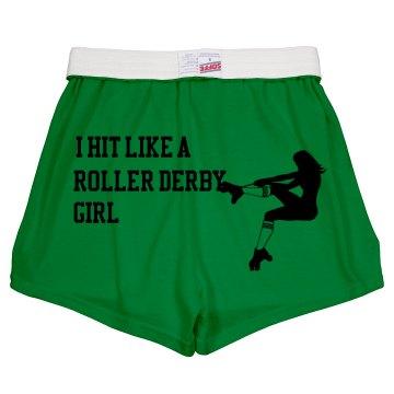 Hit Like a Derby Girl