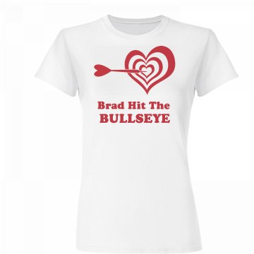Hit The Bullseye Tee