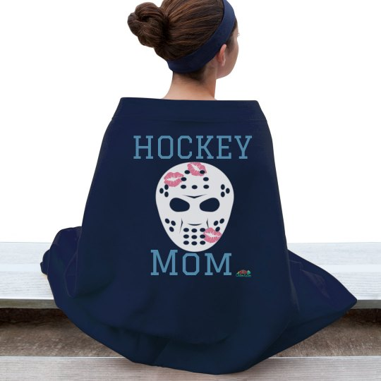 Hockey Mom Blanket