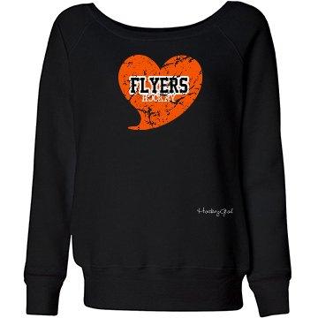 Hockey-Flyers Love