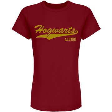 Hogwarts Alumni w/ Back