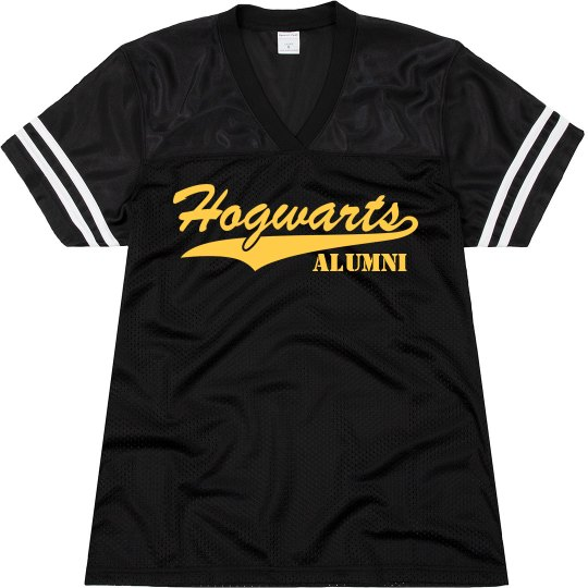 Hogwarts w/ Back Number