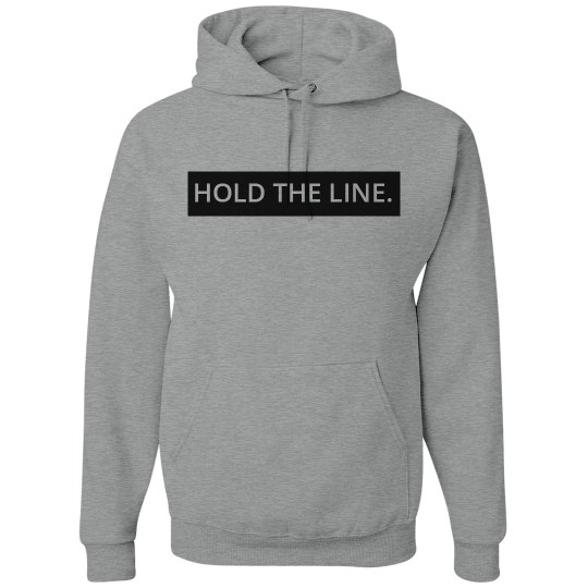 Hold The Line Wall Street