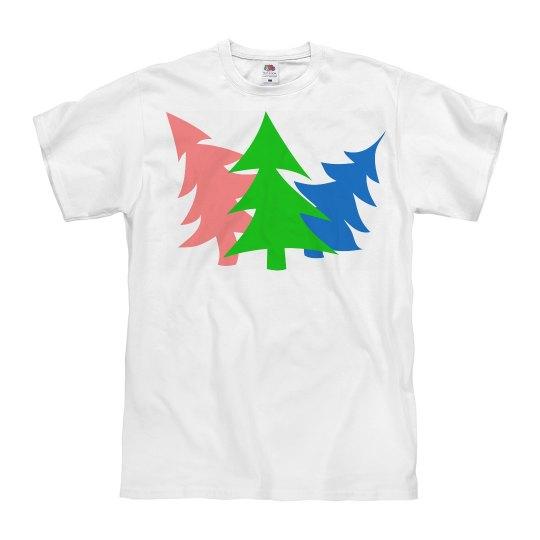Holiday Tree Trio