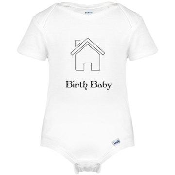 Home Birth Baby