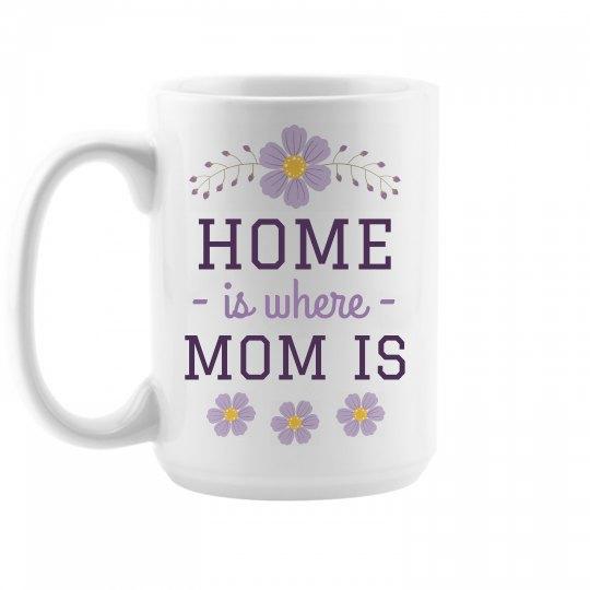 Home is Where Mom is Mug