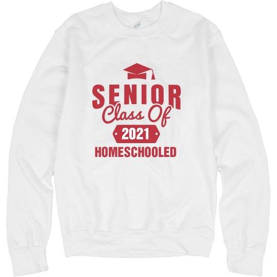 Homeschooled Senior Class of 2020 Sweater