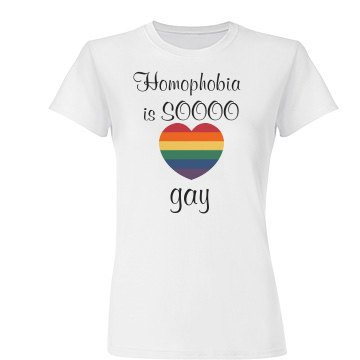 Homophobia Is So Gay