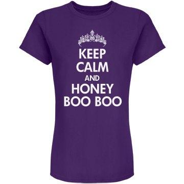 Honey Boo Boo Keep Calm