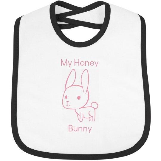 honey bunny bib