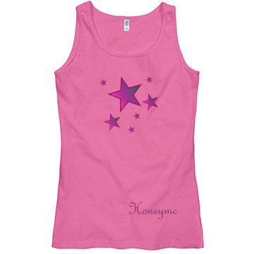 Honeymc star top