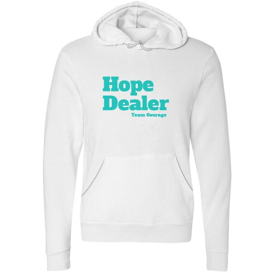 Hope Dealer Hoodie Block Letters