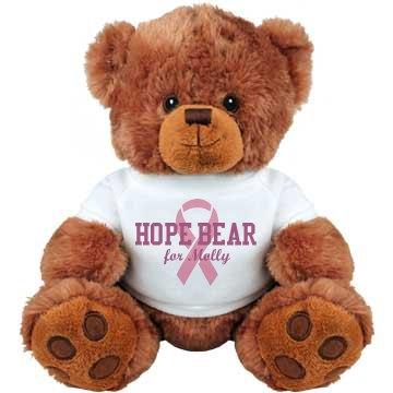 Hope Ribbon Bear