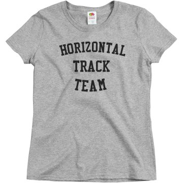 Horizontal track team