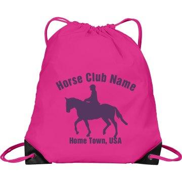 Horse Club Gear Bag