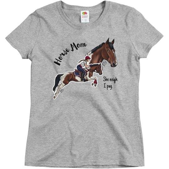 Horse Mom