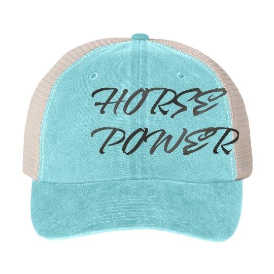 Horse Power Denim
