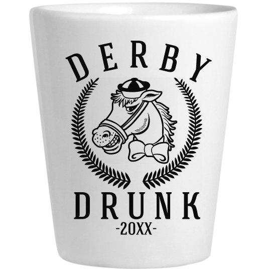 Horse Racing Derby Drunk
