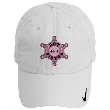 Hot as a Pistol HAT