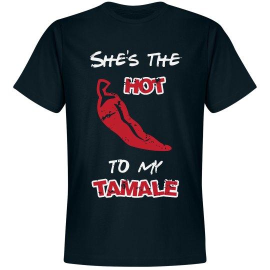 Hot tamale shirt