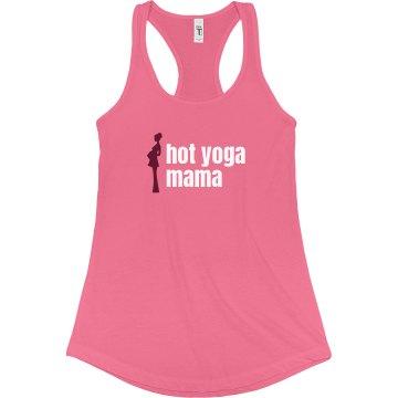 Hot Yoga Mama