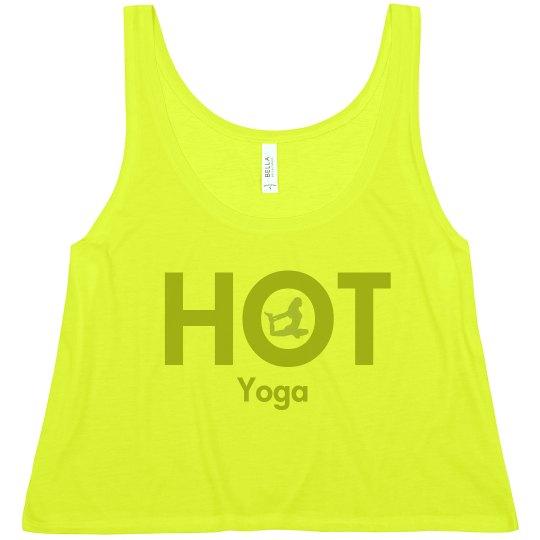 Hot Yoga Neon