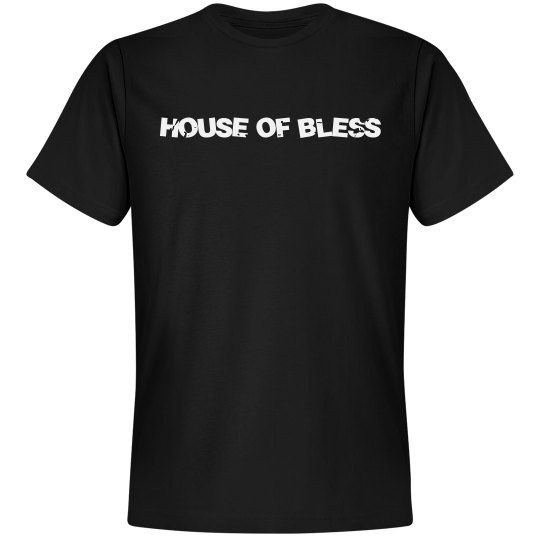 House of Bless Tee