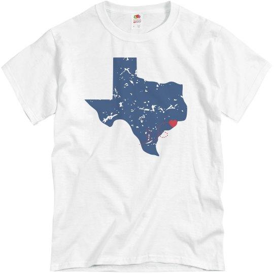 Houston Strong (Heart)