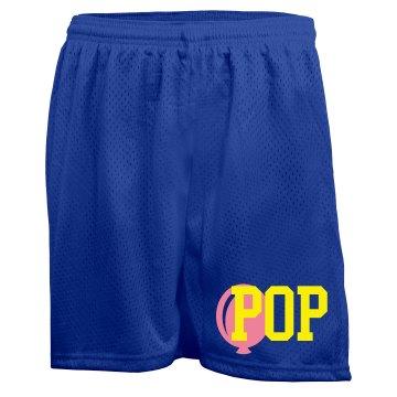 Hubba Bubba Pop Bubblegum Shorts