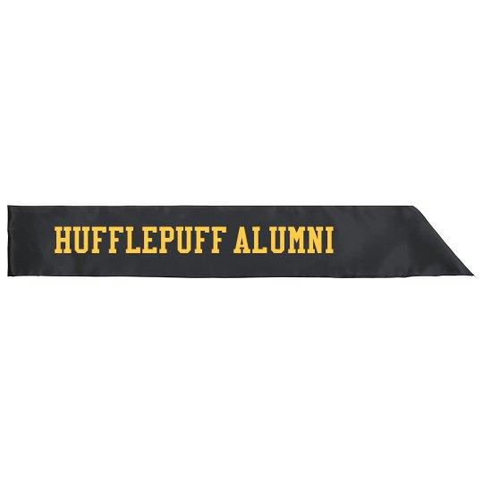 Hufflepuff Alumni Costume Sash